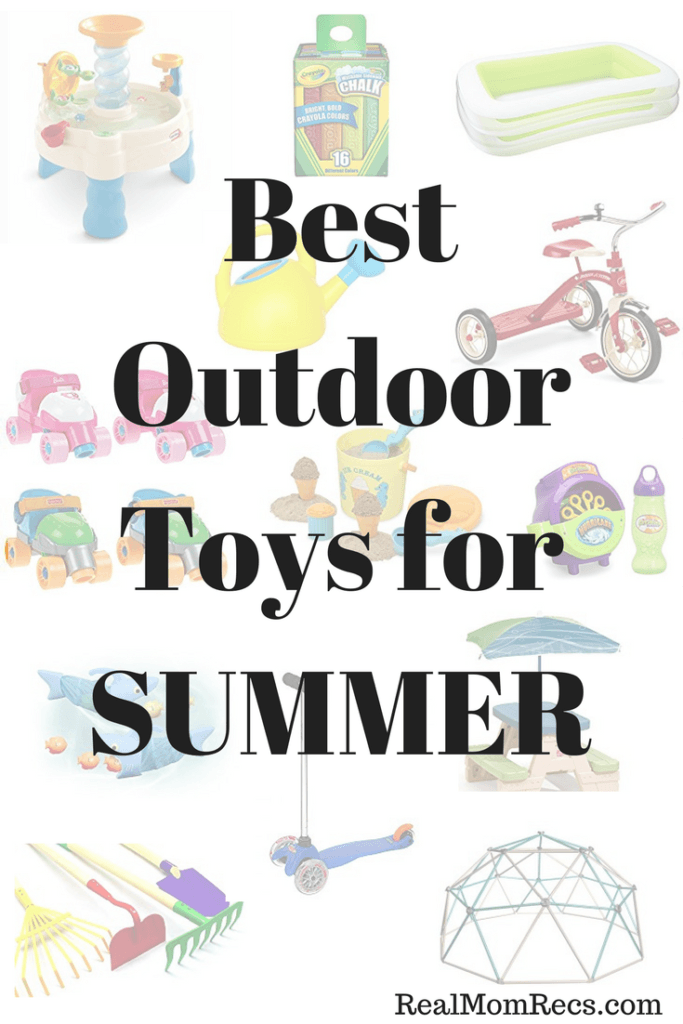 best outdoor toys for summer