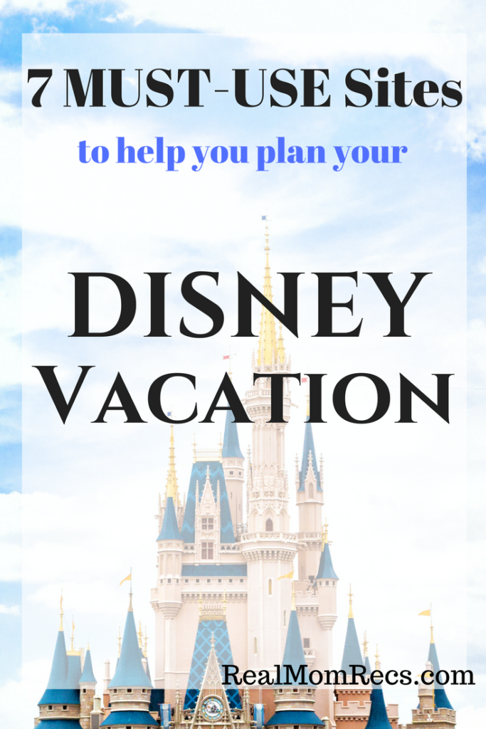 Disney Planning Resources