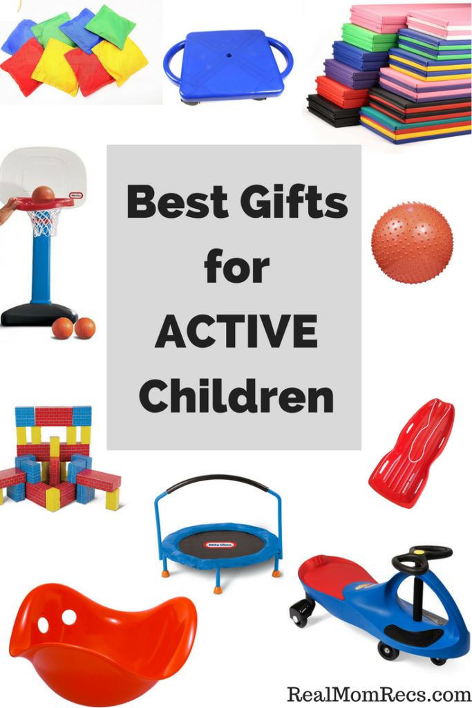 Best Gifts for Active Children