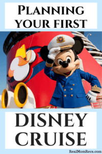 planning your first disney cruise