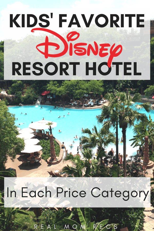 Kids Favorite Disney Resort