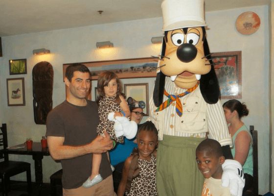 best Disney restaurants for kids
