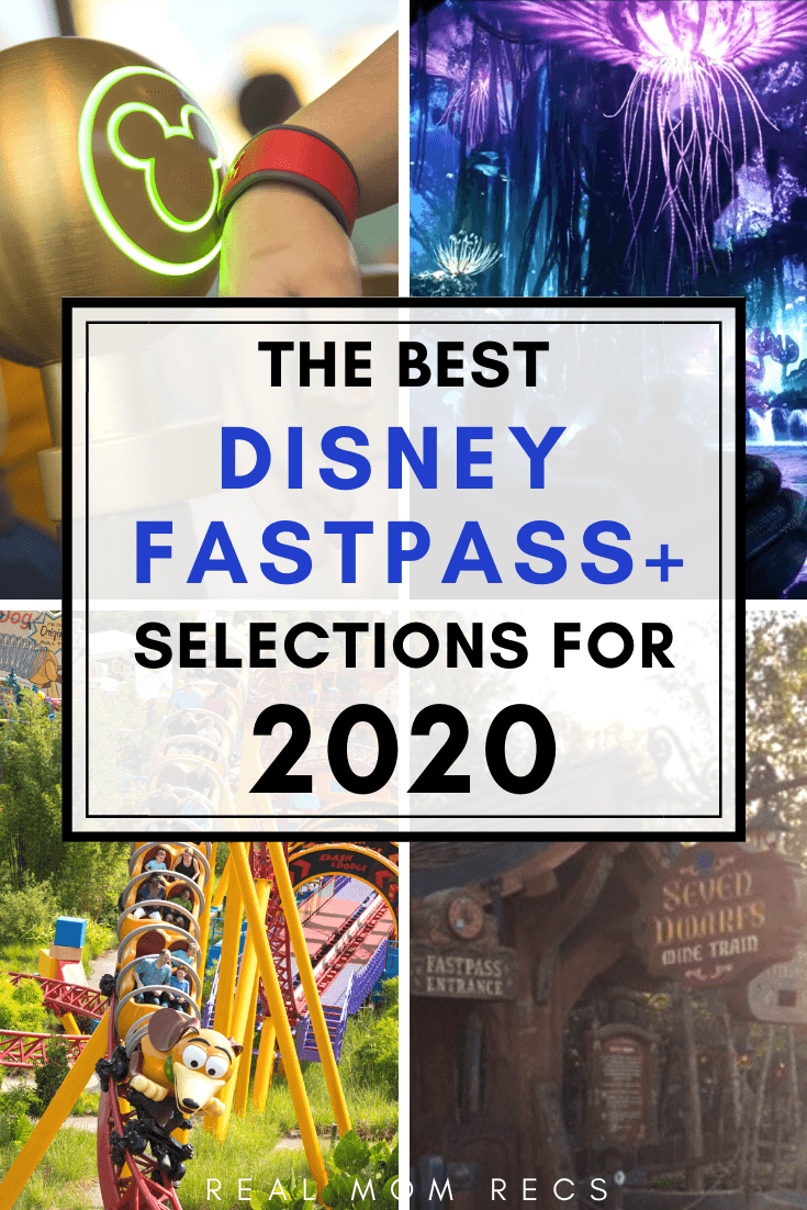 best Disney fast passes for 2020