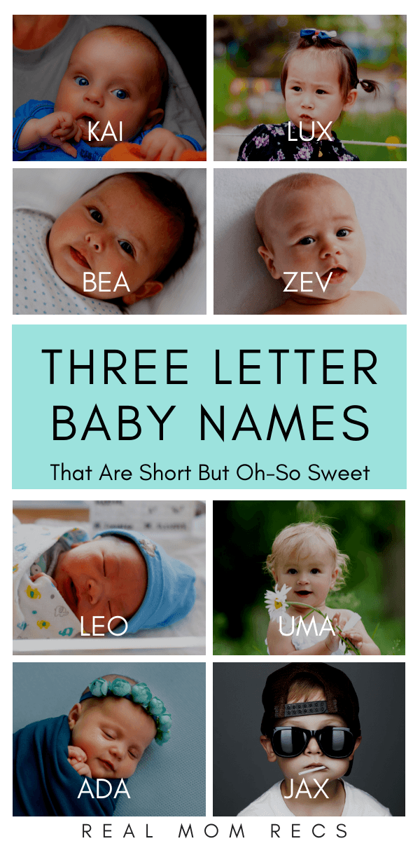 Three Letter Names