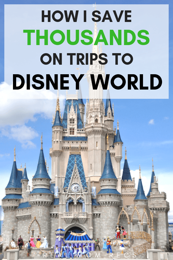 How to save on Disney World