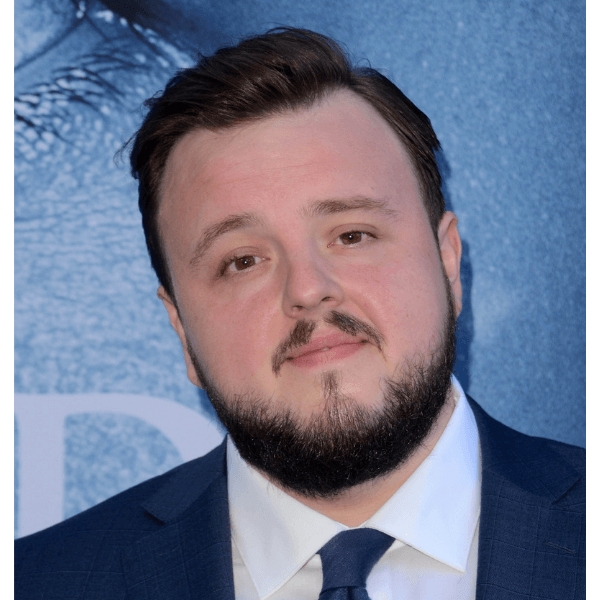 Samwell Tarly (played by John Bradley)