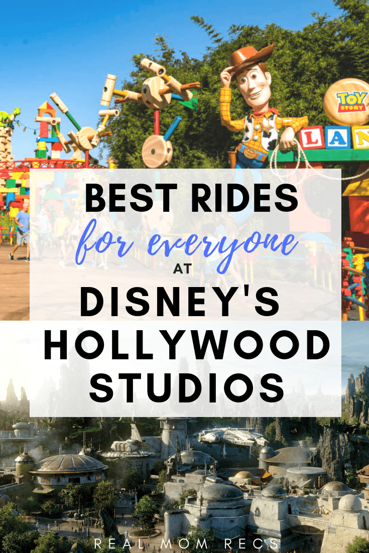 best rides at Hollywood studios images include toy story land and Star Wars land
