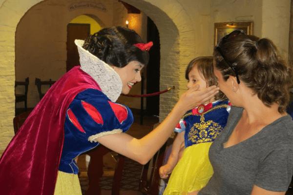 Snow White at Akershaus