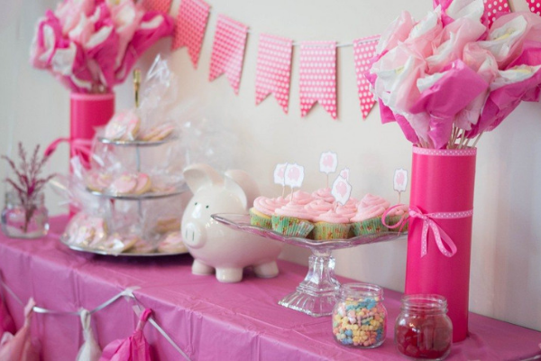this little piggy baby shower
