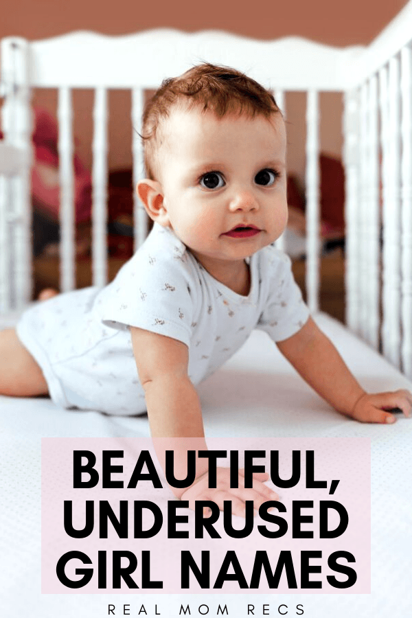 Beautiful girl names that are less popular