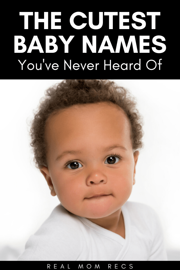The Cutest Baby Names Youve Never Heard Of